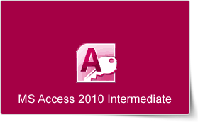 Microsoft Access 2010 Intermediate Training Course
