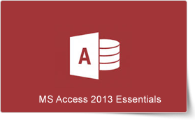 Microsoft Access 2013 Essentials Training Course