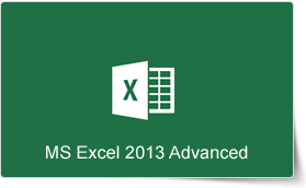 Microsoft Excel 2013 Advanced Training Course