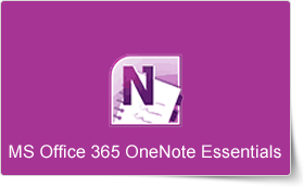 Microsoft Office 365 OneNote Essentials Training Course