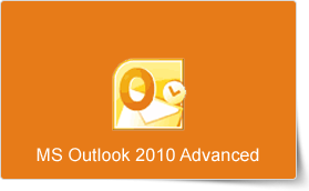 Microsoft Outlook 2010 Advanced Training Course