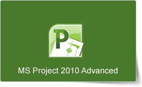 Microsoft Project 2010 Advanced Training Course
