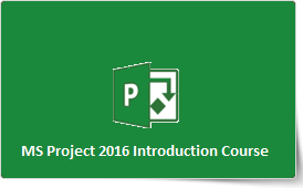 Microsoft Project 2016 Introduction Training