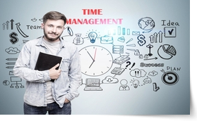 Time Management for Managing Projects and Complex Tasks