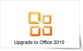 Upgrade to Office 2010 Training Course