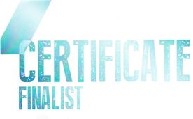 Certificate Finalist