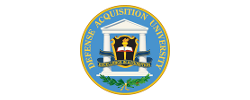 Defense Acquisition University logo