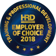 HRD Employer of Choice Awards 2018 logo
