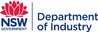 NSW Department of Industry logo
