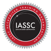 Accredited by IASSC logo